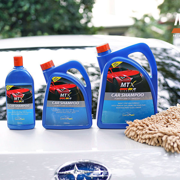 Microtex Car Wash Shampoo 1L