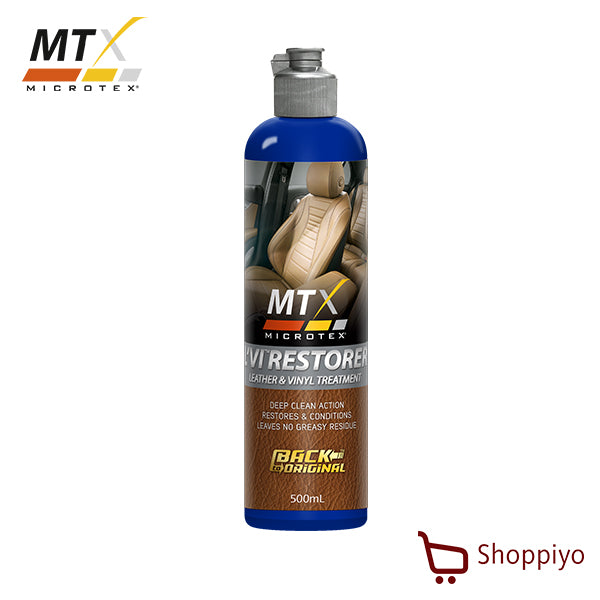Microtex L'VI Restorer Car Interior Leather Care 500 ml