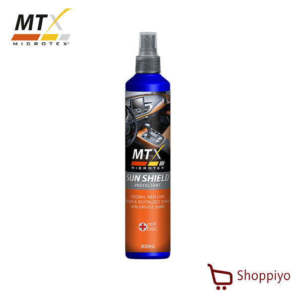 Microtex Sunshield protectant car interior cleaner 300 ml