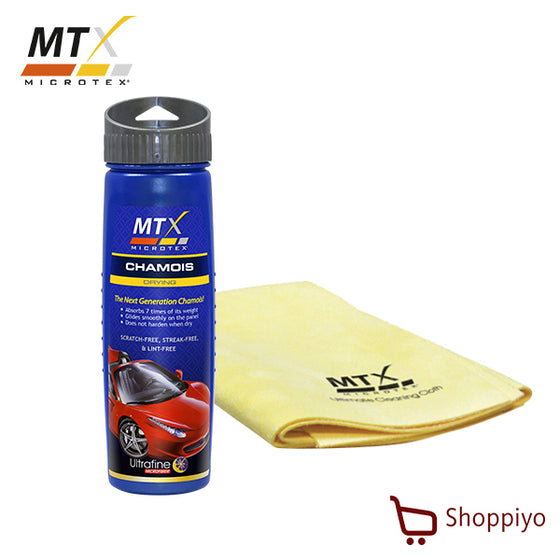 Microtex (MTX) Drying Cloth Chamois in Canister (MA-001C)
