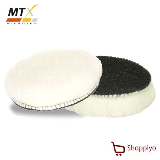 Microtex MA-WP301 Spot Buff Wool Pad