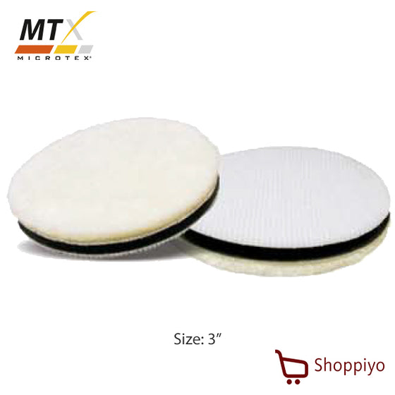 Microtex MA-WP302 Hi - Cut Wool Pad