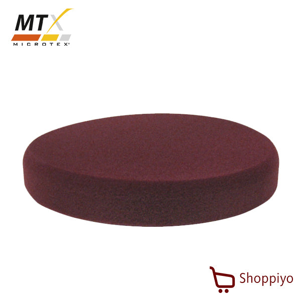 Microtex Premium Cutting Pad 6 Maroon (Detailing Accessories)