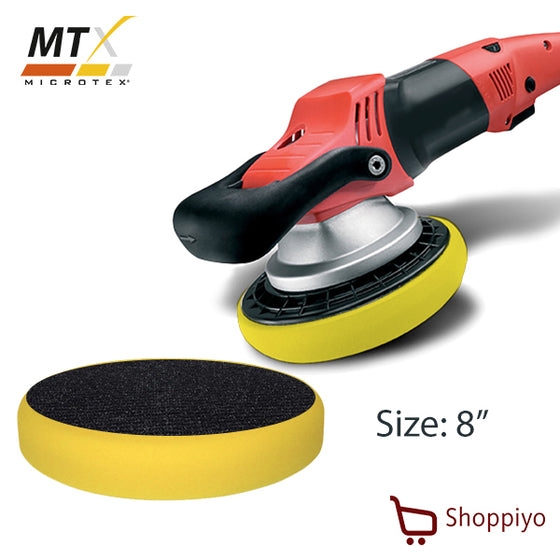 Microtex MA-PP8PM Polishing Pad 8  (Yellow)