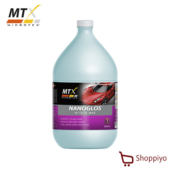Microtex MA-NG3800 NanoGLOS 3800ml (CARNAUBA WAX)