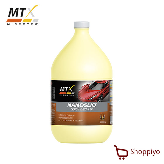 Microtex Car Care Paint Protection Nanosliq 3800ml