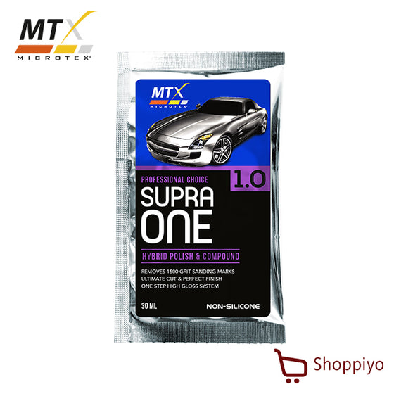 Microtex Car Care Hybrid Polish and Compound SupraOne 30ml