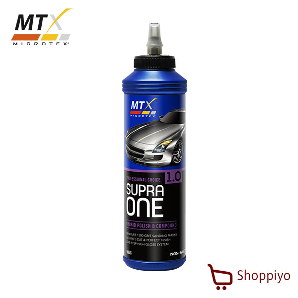 Microtex (MTX) Auto Hybrid Polish and Compound SupraONE 500ml (MA-SO500)