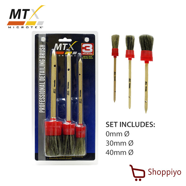 Microtex Professional Detailing Brush (MA-DB100)