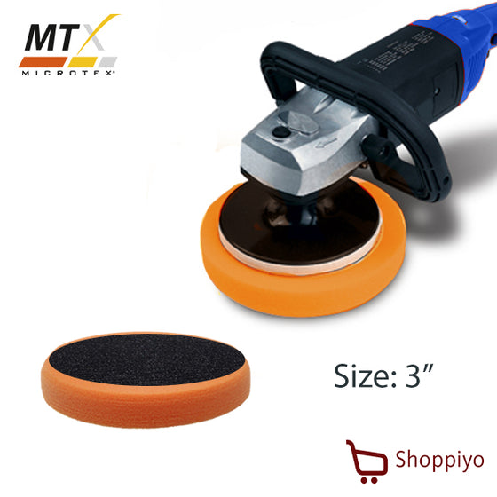 Microtex MA-PP3 Polishing Pad 3 inch (Orange)