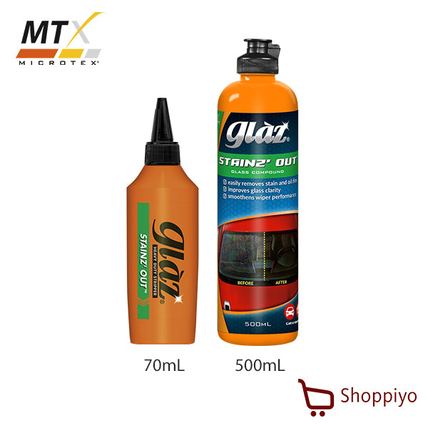 Microtex Glaz Heavy Duty Stain Stripper Stainz Out 500ml (GZ-SO500)