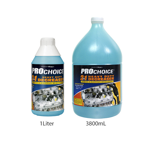 Microtex Degreaser & Aluminum Brightener 1L
