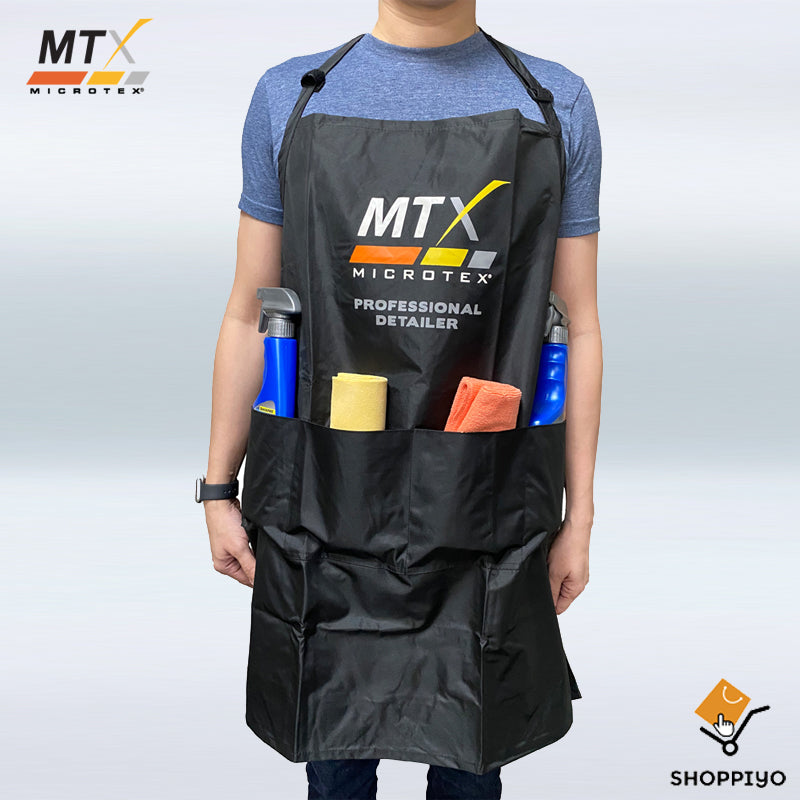 Microtex Car Care Detailing Apron MA-DT001
