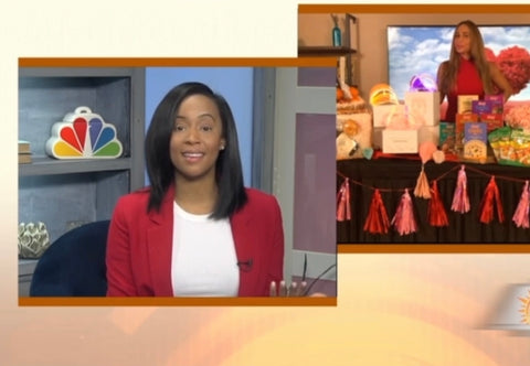 Sima Cohen Shares the LED Light Facial Mask with Gulf Coast Today on NBC15
