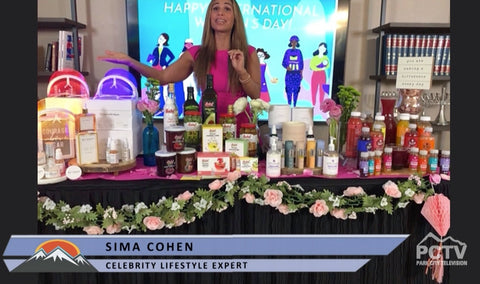 International Women's Month with Sima Cohen on Park City TV