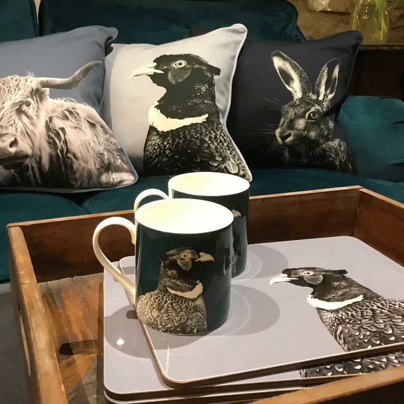 Pheasants Collection - homewares and gifts