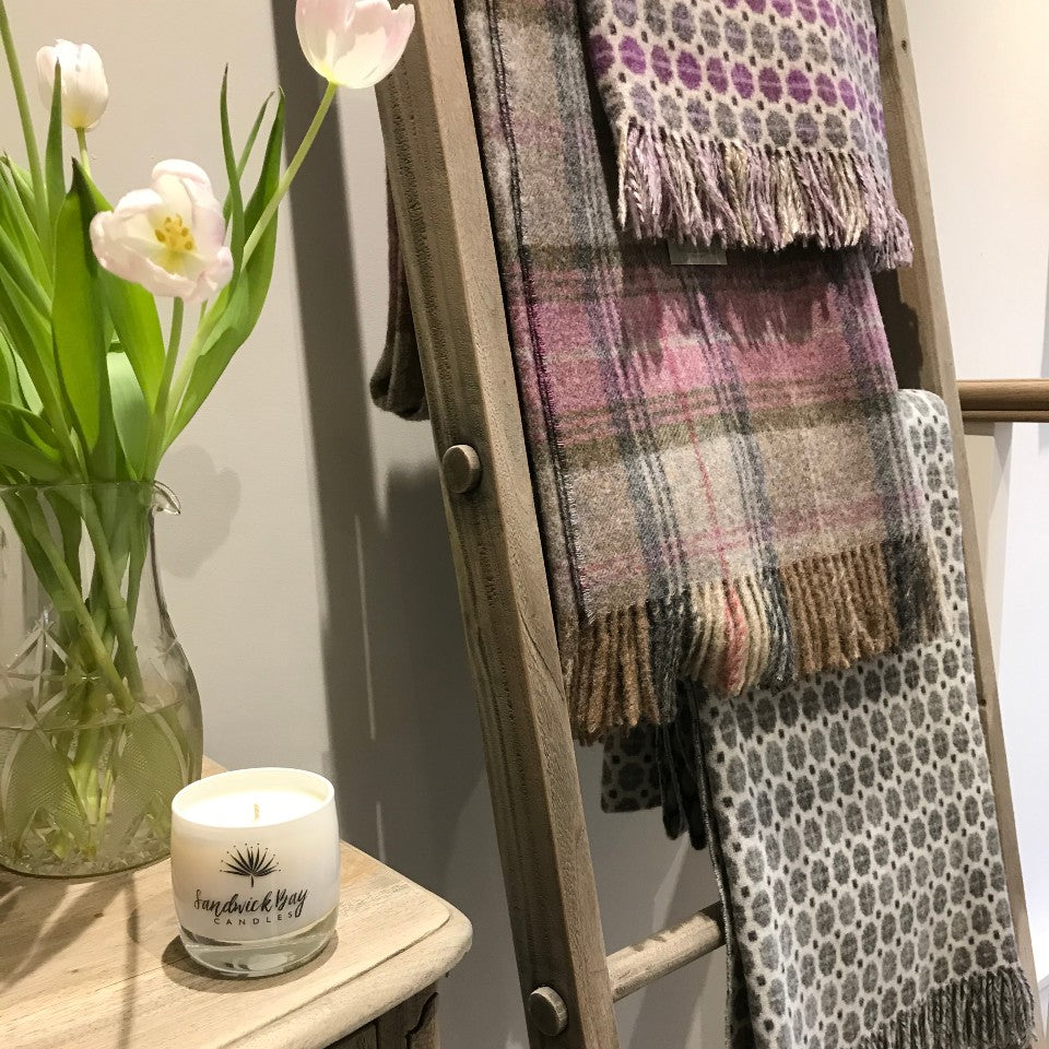 Bronte by Moon Throws and Blankets