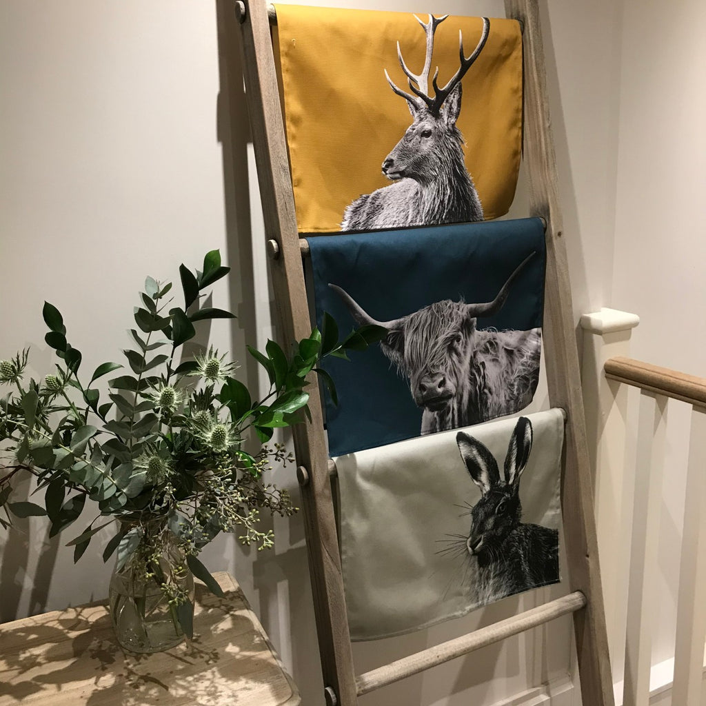 Tea Towels - Wildlife and Country