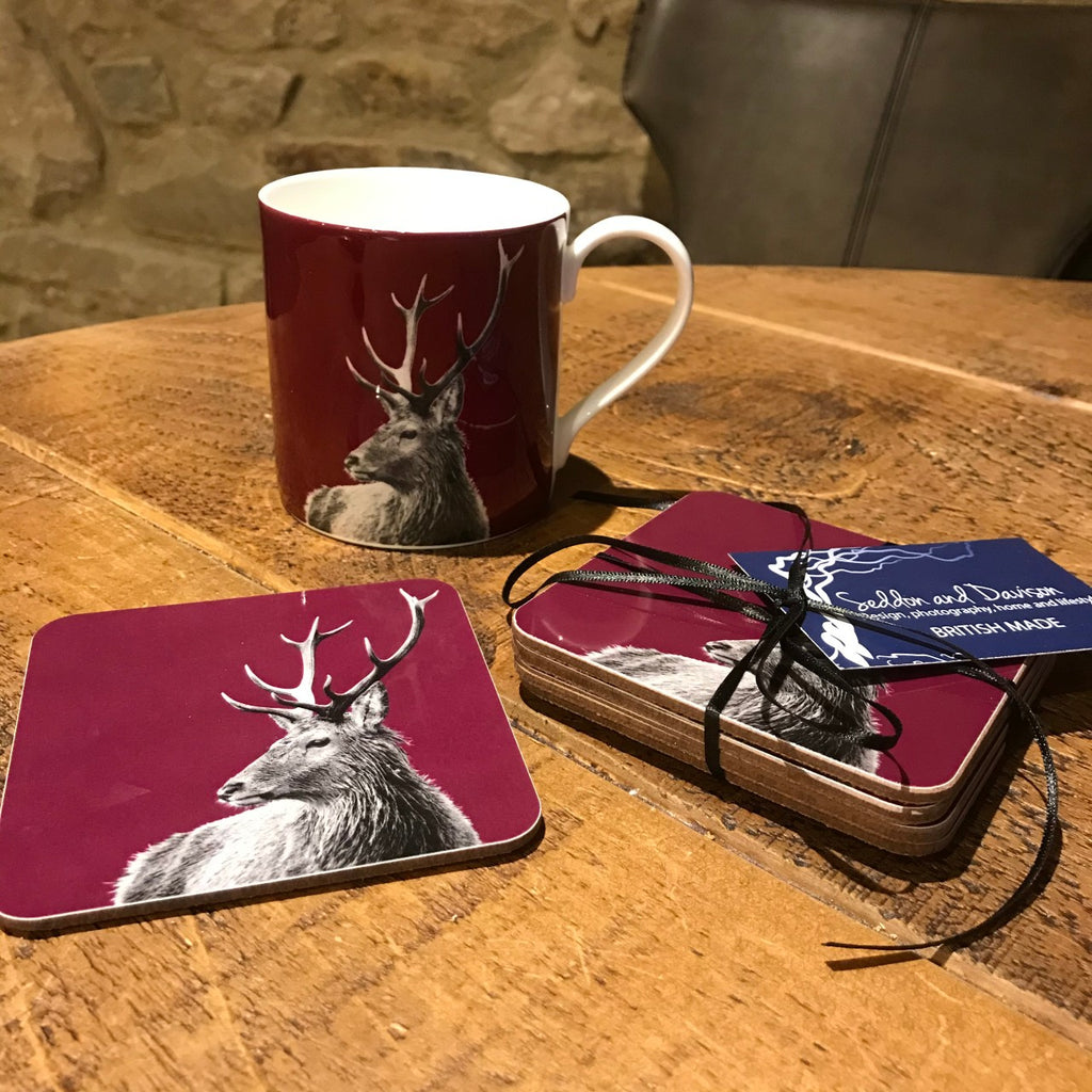 Coasters Collection - Wildlife