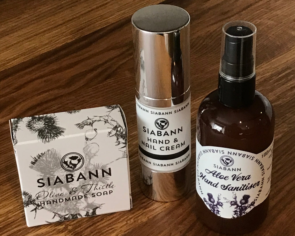 Soaps, Lotions and Skincare