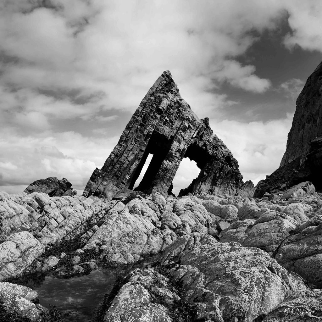 Blackchurch Rock, Devon - Landscape Photography - Print