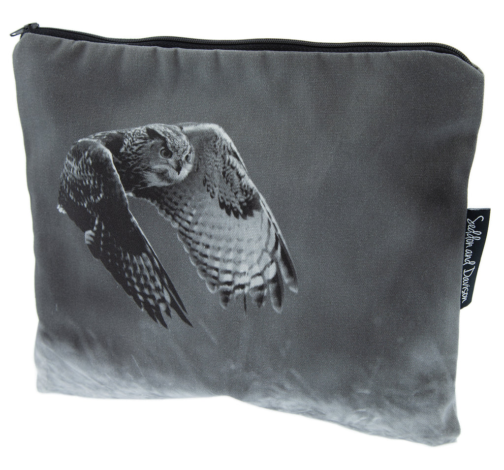 Eagle Owl Wash Bag