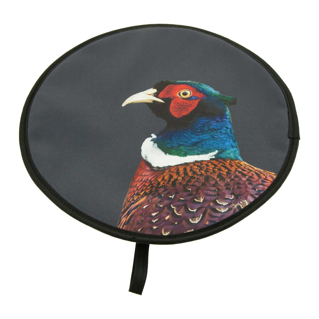 Pheasant Chefs Pad - Charcoal