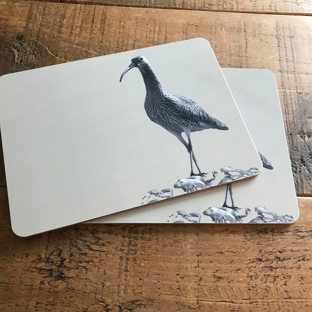 Placemat - Curlew - Sand