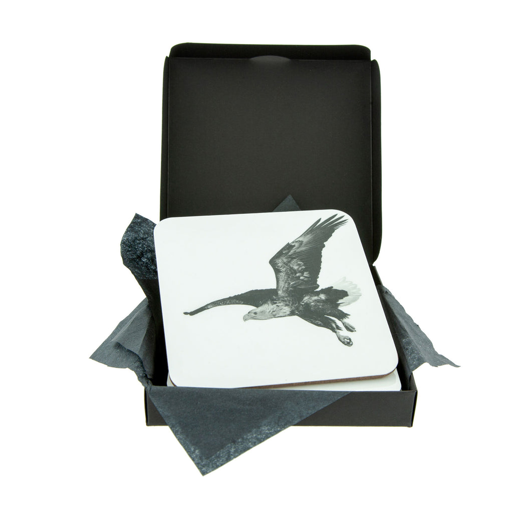 Sea Eagle Coaster - Gift Box