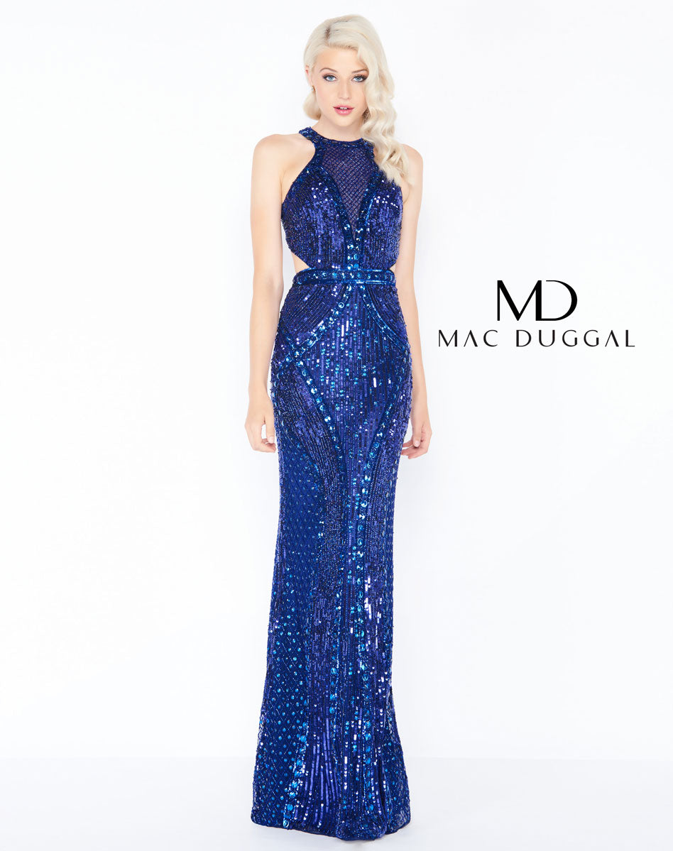 Stunning Sequin Gown