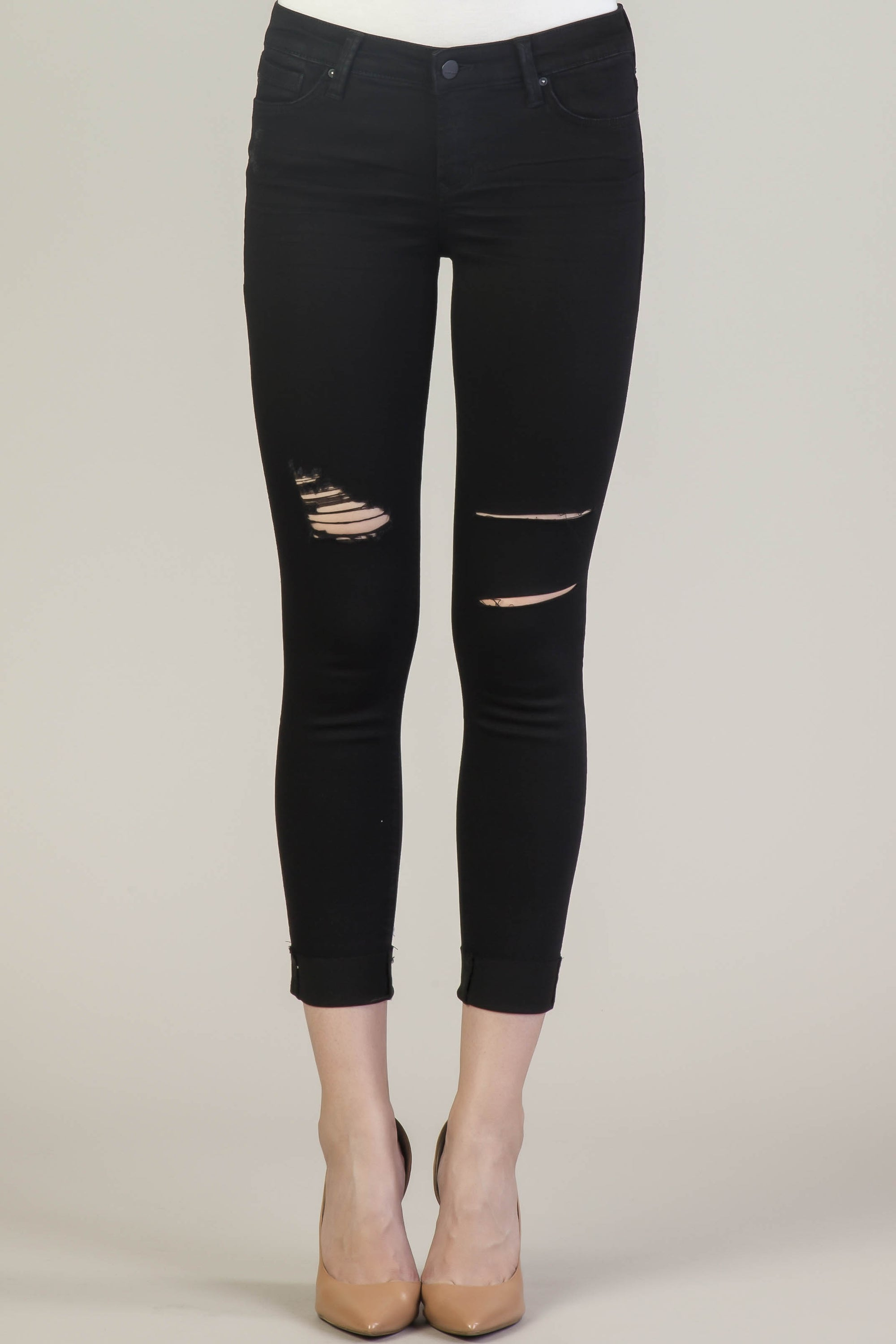 Soft Stretch Skinny Denim