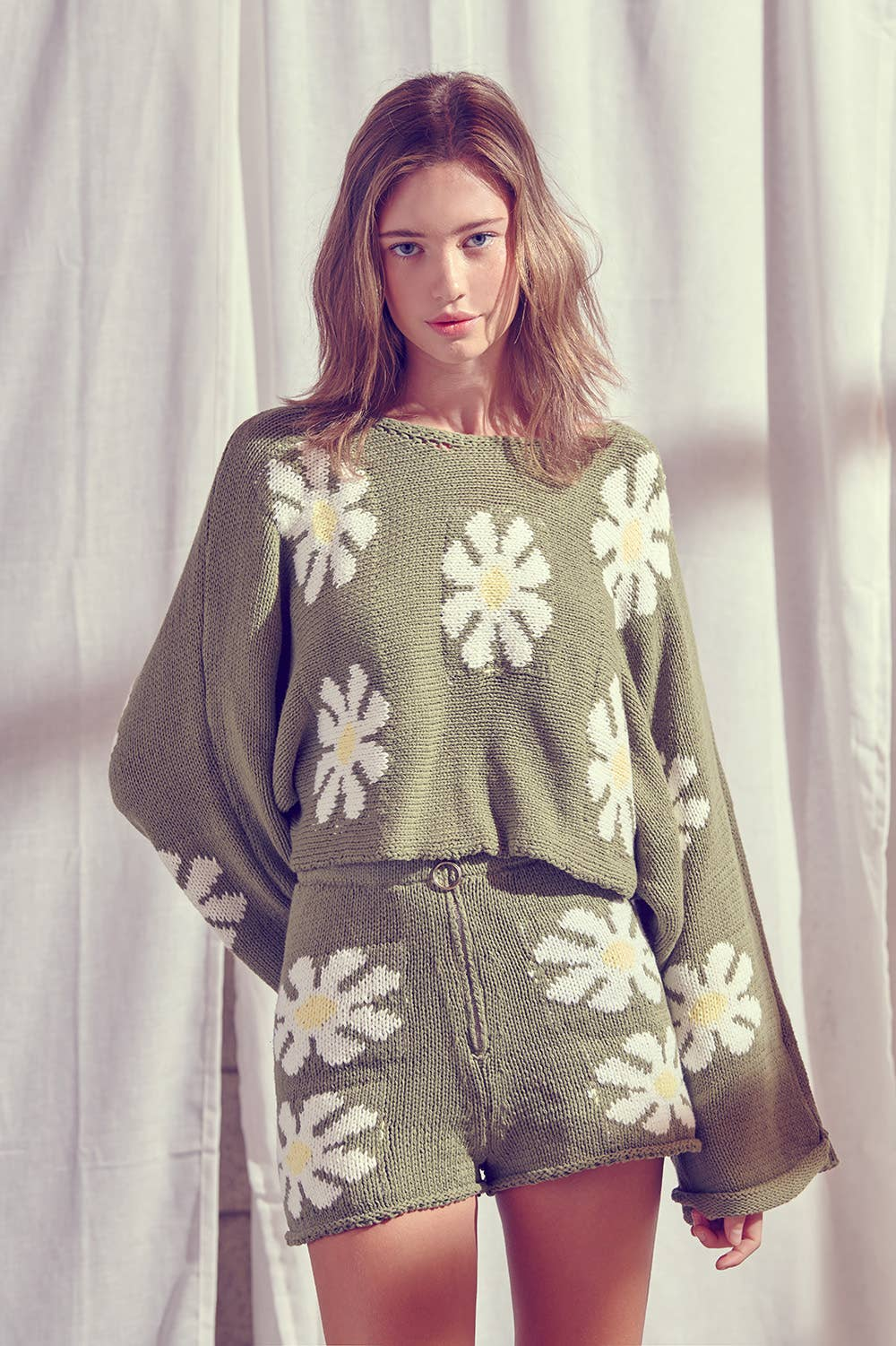 The Daisy Sweater