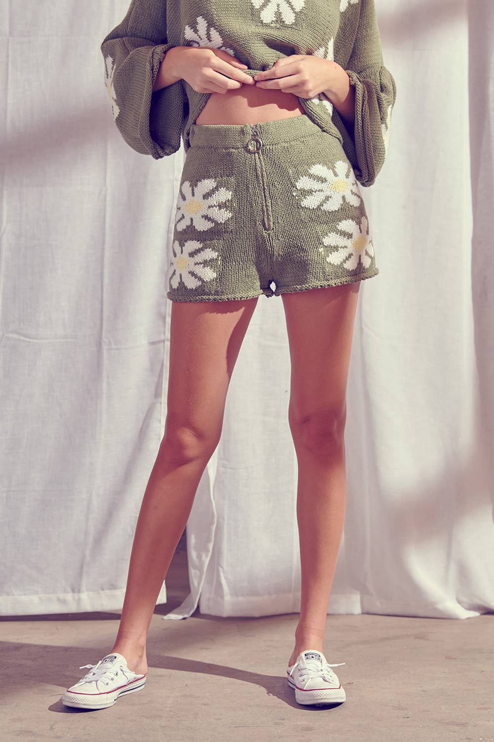 The Daisy Shorts