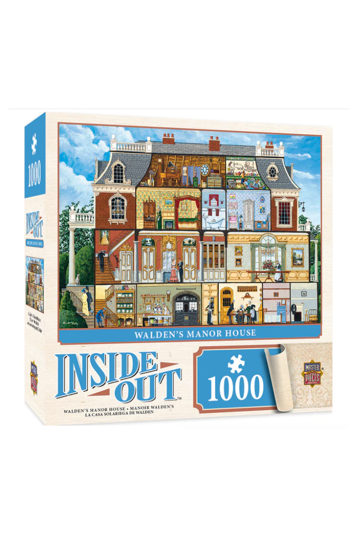 Walden's Manor House Puzzle