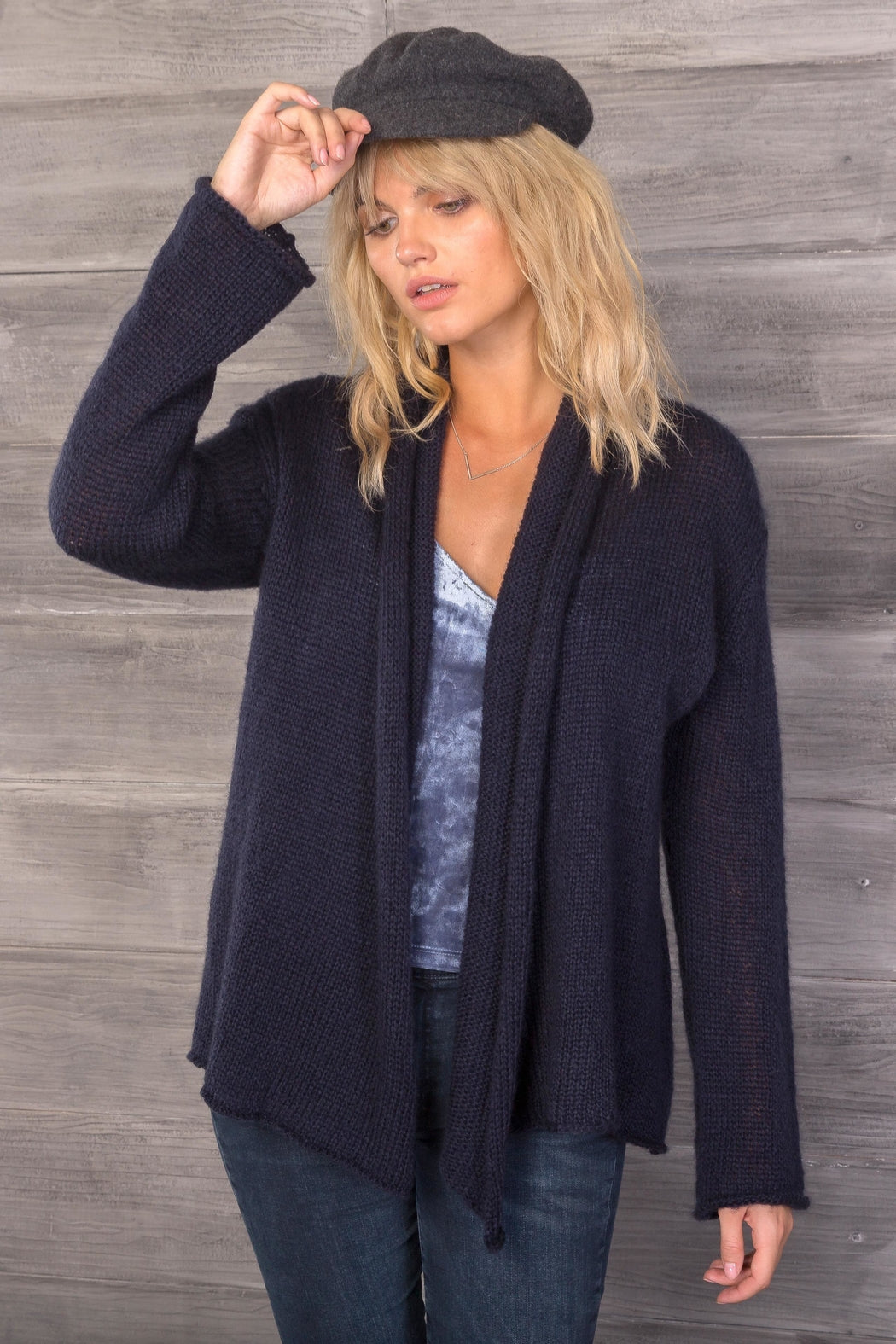 Lightweight Wrap Cardigan