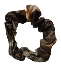 Load image into Gallery viewer, Realtree Max-4 Camo Hair Scrunchie Womens Hair Tie Twister Ponytail Holder