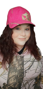 womens ladies mossy oak realtree girl hot blaze inferno pink camo camouflage hat cap visor hoodie jacket fishing hunting camping hat cap
