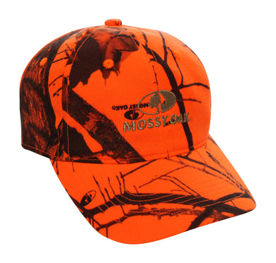 mossy oak realtree edge break up blaze orange camo truck trucking womens mens unstructured muddy girl hunting safety cap hat visor apron cross jewelry necklace