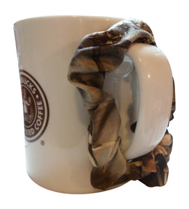 Realtree Camo Scrunchie Elastic Hair Tie Ponytail Holder MAX-4 Media 1 of 5