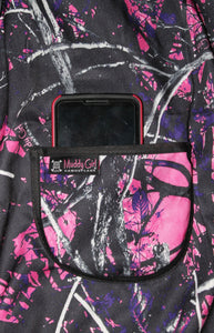 muddy girl realtree real tree mossy oak pink camo hostess waitress french maid grill cooking cook chef apron