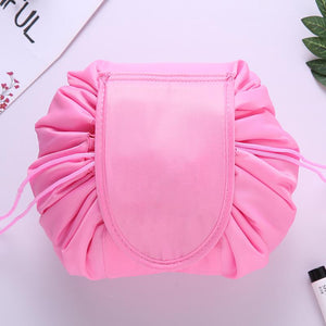 Quick Magic Drawstring Cosmetics Pouch rockiyo