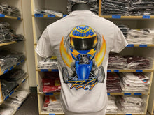 Load image into Gallery viewer, Ron Capps Fuel Altered Men's Tee White