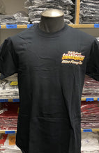 Load image into Gallery viewer, Men's Black Shakedown Nitro Funny Car Tee