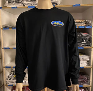 Ron Capps Fuel Altered Men's Black Long Sleeve Tee