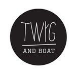 Twig and Boat