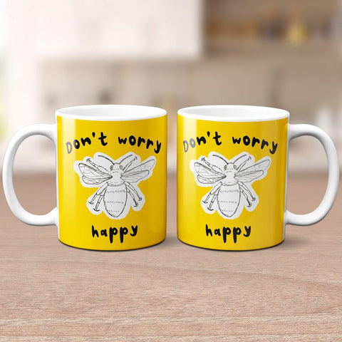 Bee Happy! Mug