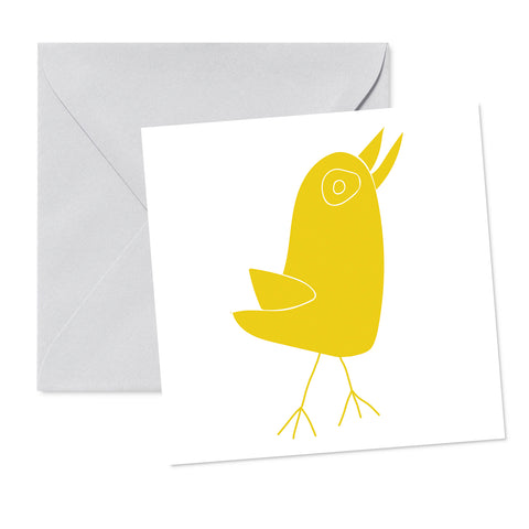 Sunny Chick card
