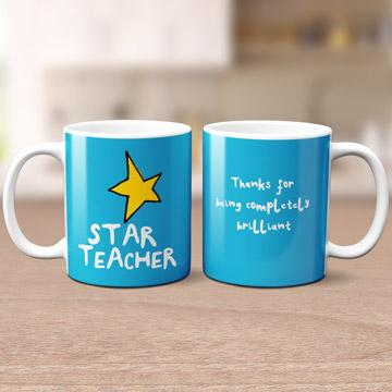 'Star Teacher' Mug