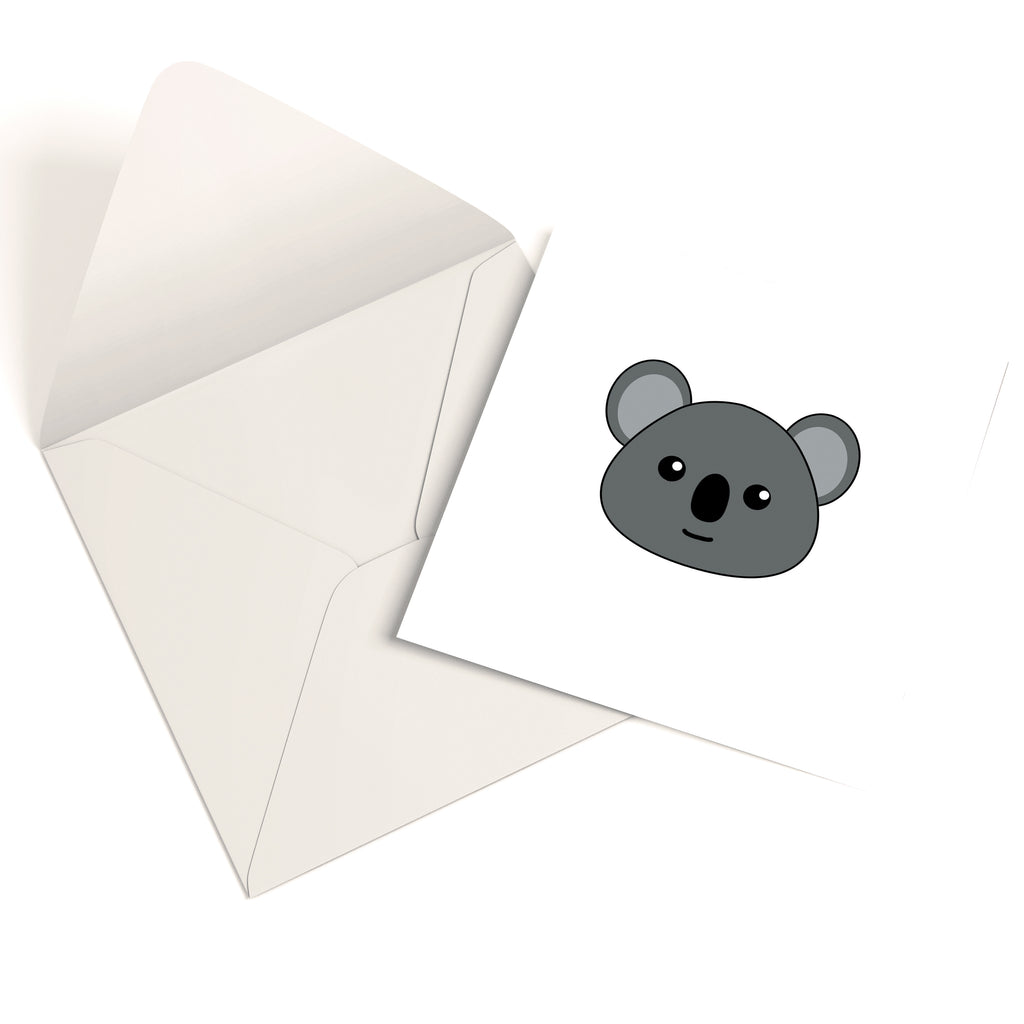 Koala Greetings Card