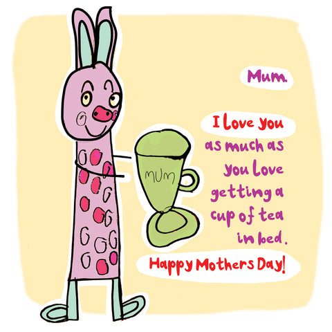 Mothers Day Cuppa Tea